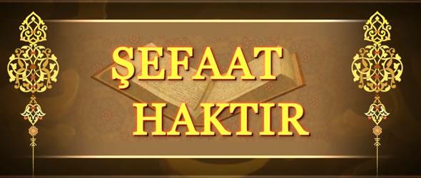 Şefaat Kuran'a Aykırı mı?