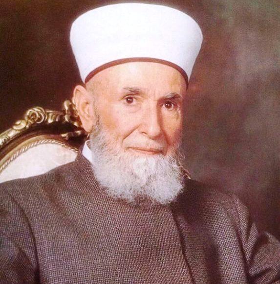 Rabbânî Âlim  Abdulfettah Ebû Gudde (Rh.a)